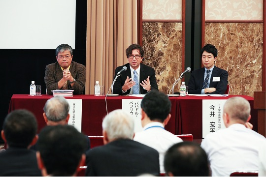 日本でのイベント 「日本とトルコ 交流の俯瞰 -共助のあゆみと展望―」(中東調査会と共催) -