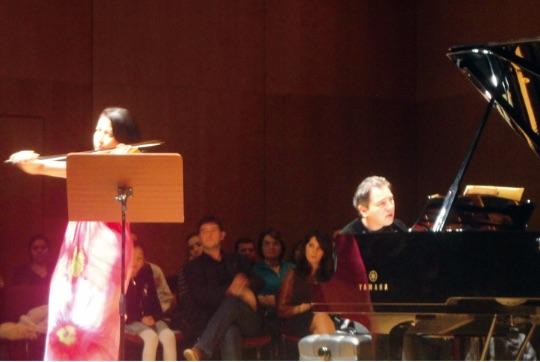 ファズル・サイ氏のピアノと川井郁子氏のヴァイオリン共演など音楽交流もさかん - Piyanist Fazlı Say ile kemancı Ikuko Kawai'nin ikili konseri gibi müzik alanında da ilişkileri yoğunlaşmaktadır.