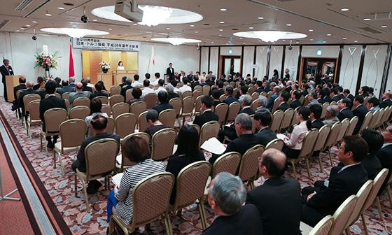 年次総会の開催