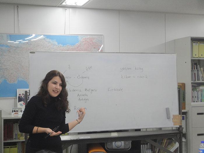 トルコ語講座