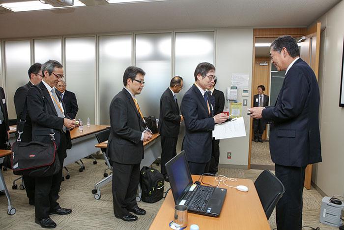 横井裕・前駐トルコ大使帰朝記念講演会