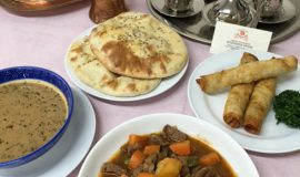 第58回トルコ料理教室