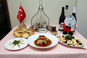 「第60回トルコ料理教室」レポート
